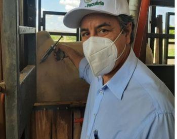 Adab inicia Campanha de Vacinação Contra a Aftosa em Barreiras