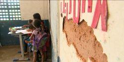 Brasil regride em meta para acabar com o analfabetismo e não alcança objetivo de investir mais na educação, diz relatório